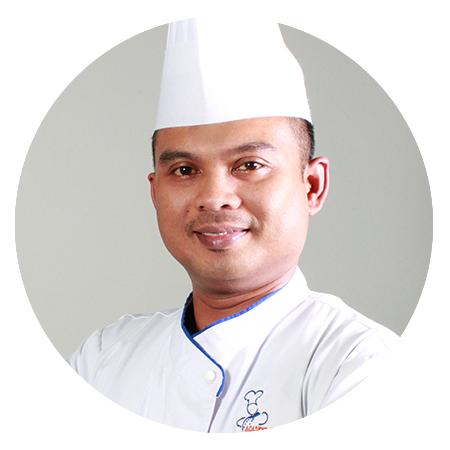 Chef Ahmad